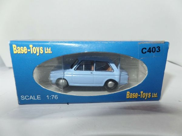 B T Models Britbus Base Toys C403 Hillman Imp Light Blue